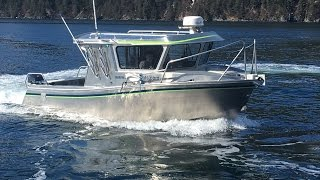 Xtaero Boats Sea Trials Alaska