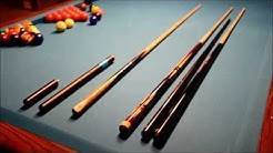 Differences Between Pool and Snooker - Part 1 (Balls and Cues)