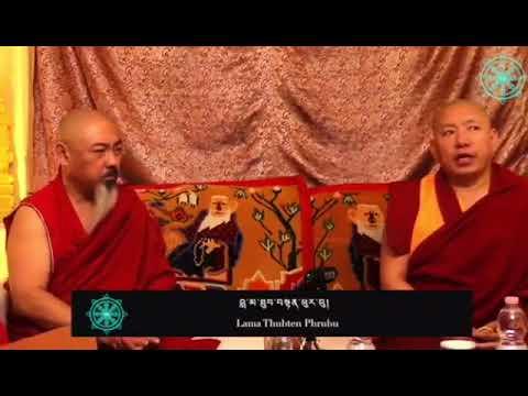 Europe Tibetan public talk part 1/5 , 2017 11 16