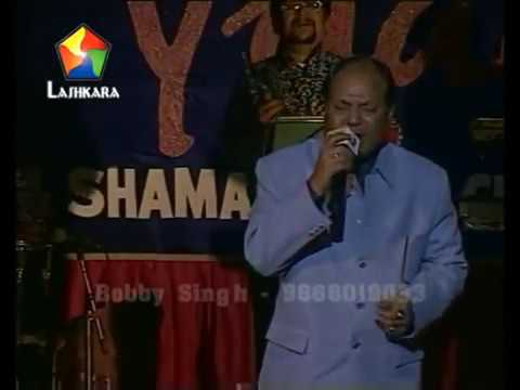 Aaj Mausam Bada Live Mohd Aziz rafe Mohammad Aziz evergreen song