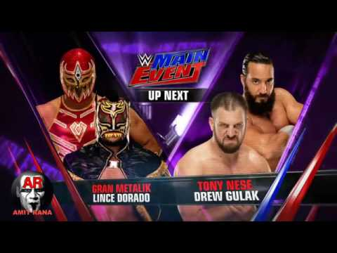 Download WWE Main Event 4 14 2017 Highlights HD   WWE Main Event 14 April 2017 Highlights HD