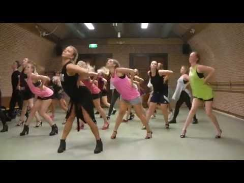 PUUR by Dinne Groothuis:The Pussycat Dolls ft. Busta Rhymes - Don't Cha | Street Jazz Choreography