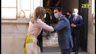 Diputación y la Junta de Andalucía se unen para atraer fondos europeos a la provincia de Almería