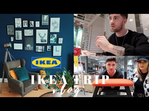 come-to-ikea-with-us-|-vlog-&-homeware-haul
