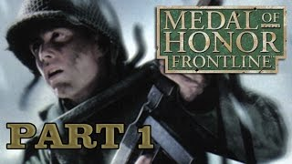Medal of Honor: Frontline - Part 1 (PS2)