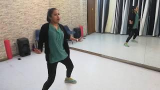 Aerobic Zumba Mix at Activity Hub Indirapuram - HASEENO KA DEEWANA - RAFTAAR | PAYAL DEV