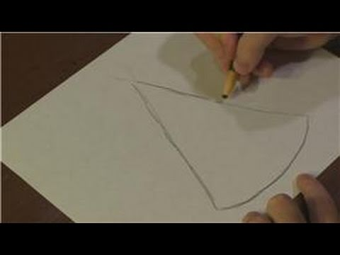 Drawing Lessons : How to Draw a Native American Teepee