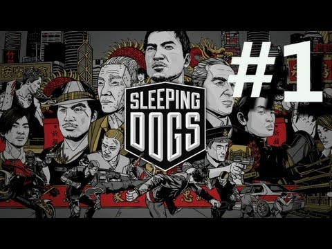 Sleeping Dogs! - Parte 1 [Playthrough] The Beginning, Vendor Extortion ... thumbnail
