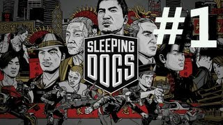 Sleeping Dogs! - Parte 1 [Playthrough] The Beginning, Vendor Extortion ...