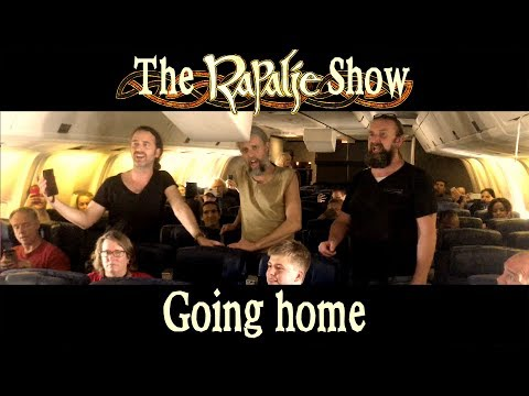 Going Home from Brazil to The Netherlands - Rapalje show 24