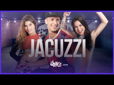 Jacuzzi - Greeicy, Anitta | FitDance Life (Choreography) Dance Video