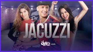 Jacuzzi - Greeicy, Anitta  Fitdance Life Choreography Dance