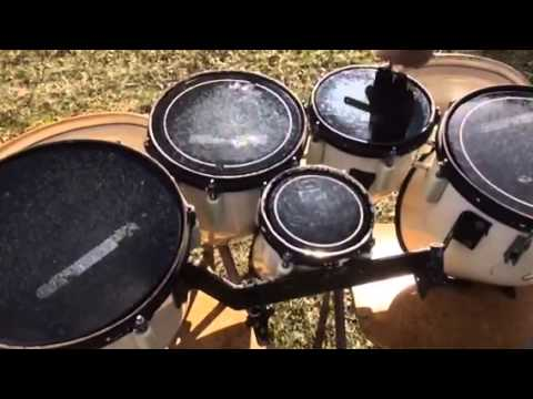 How To Tune Tenor Drums