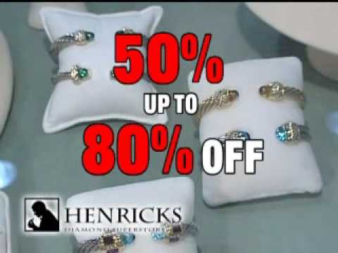Henricks Jewelry Going Out of Business Sale Bonita Springs, FL