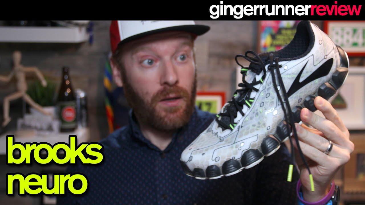 BROOKS NEURO REVIEW | The Ginger Runner