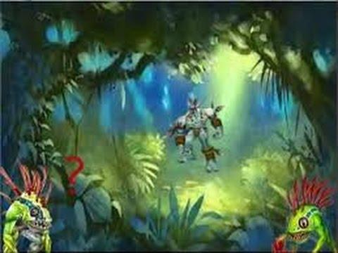 Jungle Troll Tribes Reborn Livecast #2 Noob short