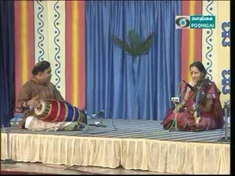 Lalitha Raghavan --Violin -- Nenarumchi-Malavi