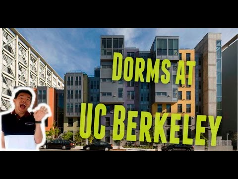 Vlog #17: Dorms at UC Berkeley