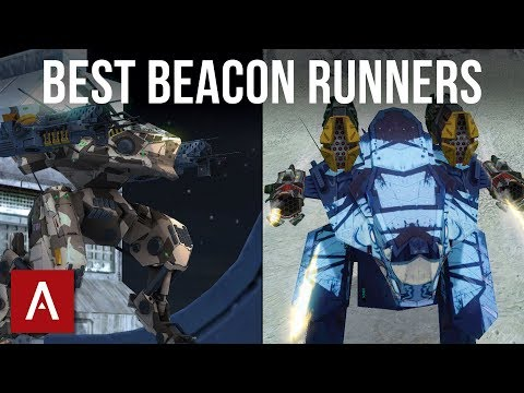 War Robots Guide: Best Beacon Runners for Beacon Rush