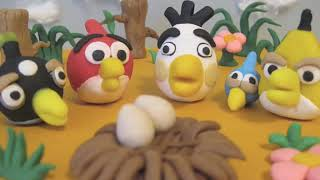 Angry Birds Mission Impossible Adventure : Claymation movie