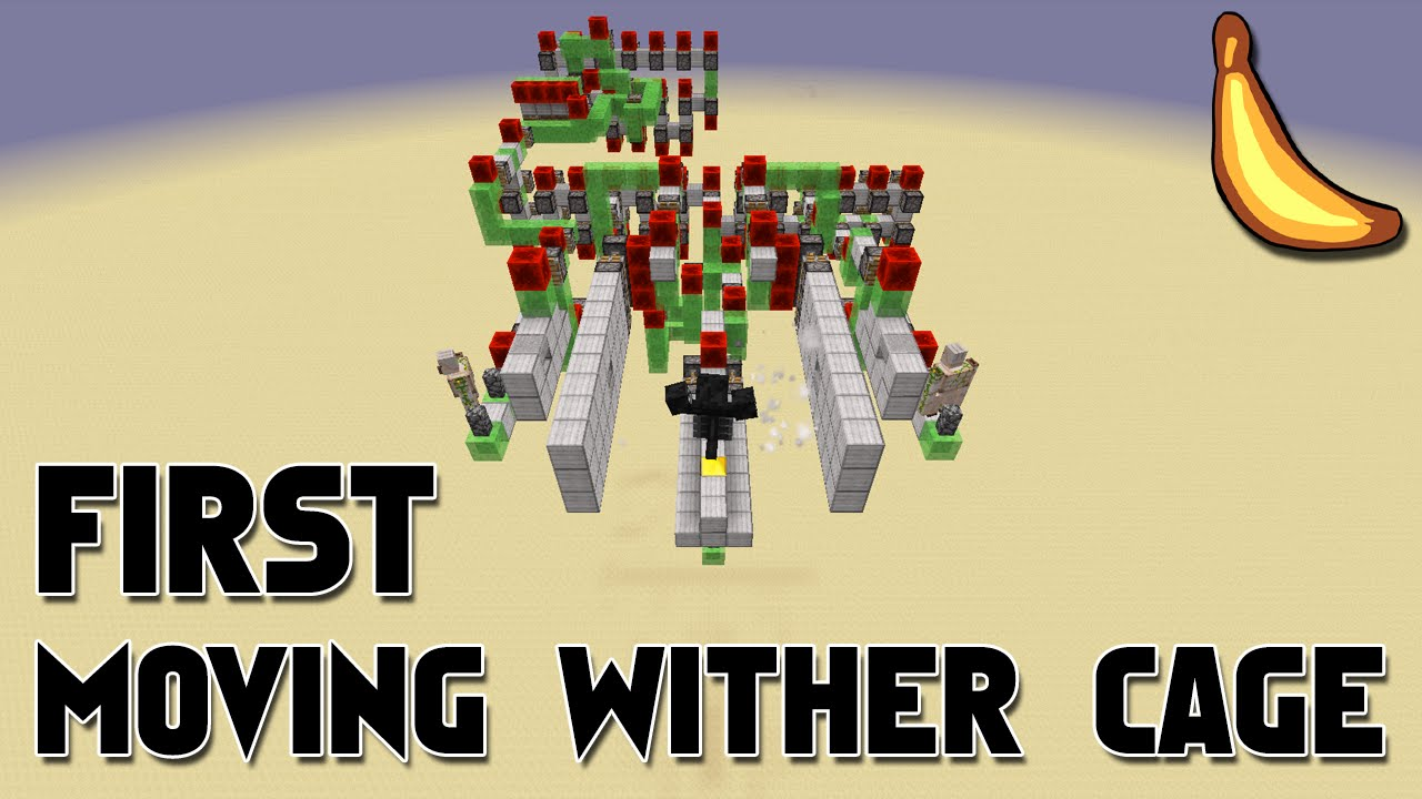 Tutorials/Wither cage – Official Minecraft Wiki