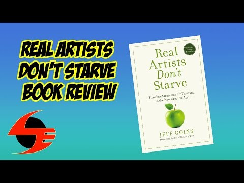 Real Artists Don't Starve Book Review