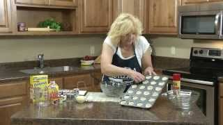 Mini Bacon And Egg Quiche Recipe | Radacutlery.com