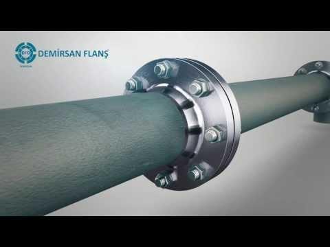 Demirsan Фланец Рекламные видео