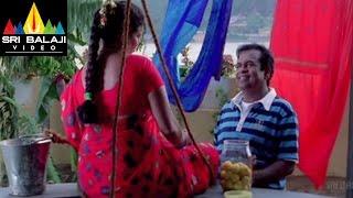 Krishna Movie Brahmanandam Raviteja Comedy   Ravi Teja, Trisha   Sri Balaji Video