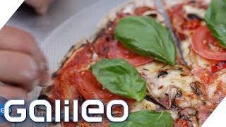 Pizza vom Grill: 3 Gadgets im Test | Galileo | ProSieben