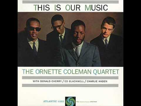 Ornette Coleman - Beauty is a Rare Thing