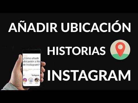Cómo Añadir Ubicación a las Historias de Instagram