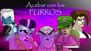SHREK BIZZARRE ADVENTURE (SHREK VS LOS PINCHES FURROS Parte 2) (con voces originales)