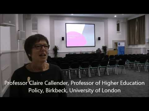 The power of part-time; Review of part-time and mature higher education Vox Pops