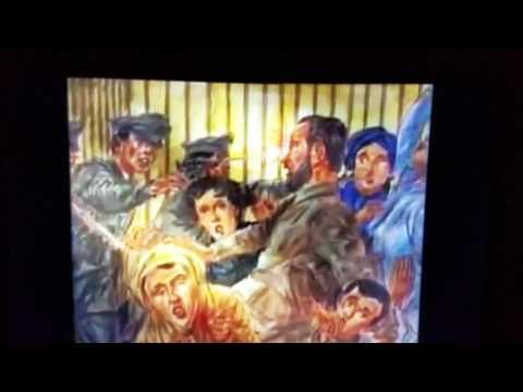 Jews rule Russia after assassination of czar Nicholas 2