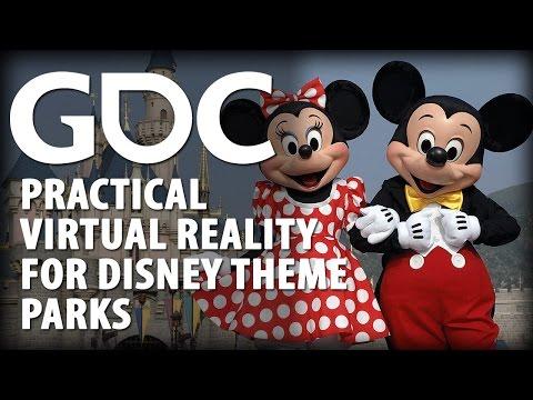 Practical Virtual Reality for Disney Theme Parks
