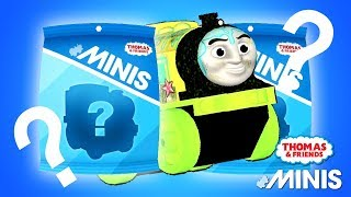Thomas and Friends Minis: Aquatic VICTOR  | Surprise Blind Bag ★ iOS / Android app (By Budge)