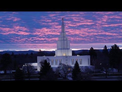Public Open House to Begin at Idaho Falls Idaho Temple