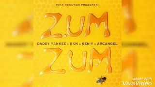RKM &amp Ken-Y x Daddy Yankee x Arcangel - Zum Zum (Audio Oficial)