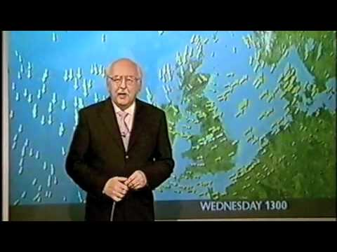 BBC Weather - Michael Fish Retires