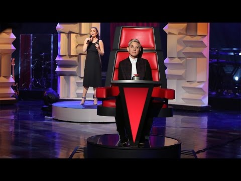 Ellen Presents The Voice