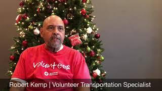 Deliver the Gift Of Life: Volunteer Transportation Specialist