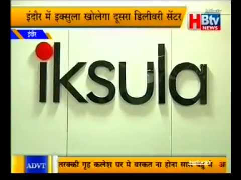 Iksula's Indore office expansion gets coverage in electronic