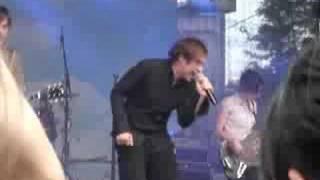Kim Frank live 2007