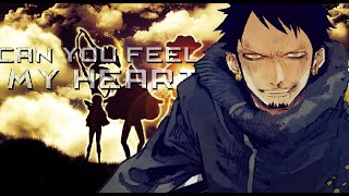 One Piece AMV - Can You Feel My Heart