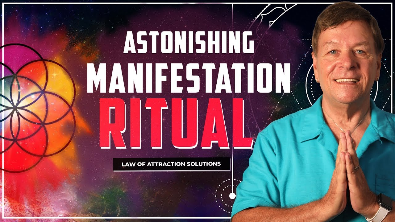 Astonishing Manifestation Ritual Make Law Of Attraction Work Fast