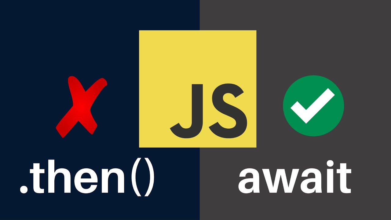 Async/Await Javascript and Promises - Fetch API vs Axios by Example