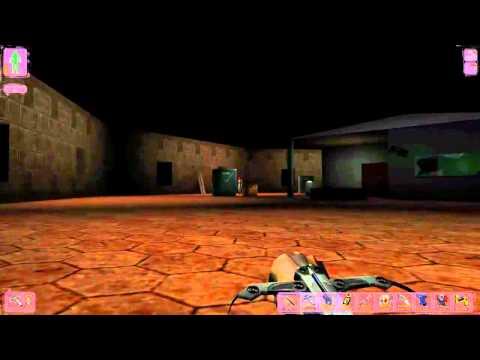Let's Play Deus Ex! Part 05 - Castle Clinton