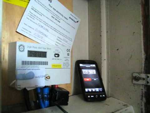 No Load Test Of Faulty Electricity Meter Youtube