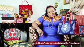 Exclusive interview with Princess Adebowale Odutola Founder of The Potters Signature